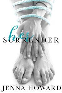 Jenna Howard Her Surrender book cover