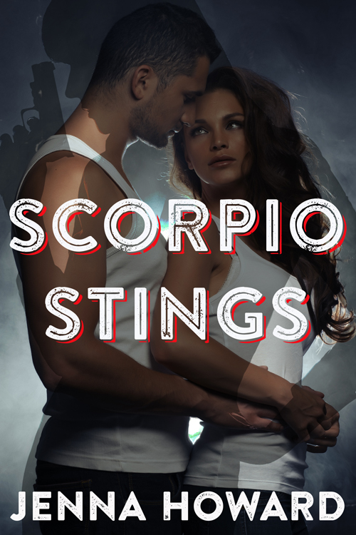 Jenna Howard Scorpio Stings book cover