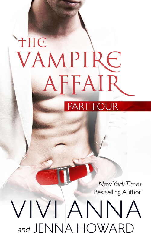 The Vampire Affair Part 4 Vivi Anna Jenna Howard