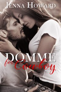 Book Cover: Domme for Cowboy
